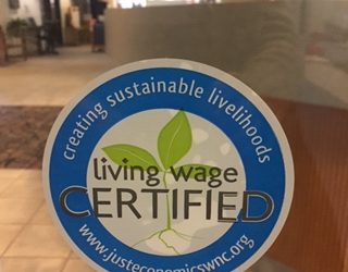 TVS Committed to Living Wage Certification